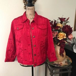 🌹Ruby Rd. Jacket🌹